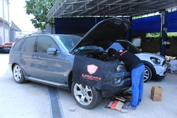 bengkel bmw supercar id 3