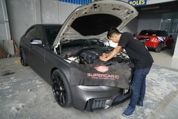 bengkel bmw supercar id 4