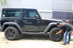 bengkel jeep panggilan