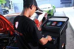 service ac supercar