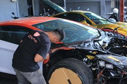service body repair mobil terpercaya