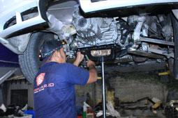 biaya perbaikan transmisi mobil matic
