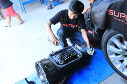 service mobil matic