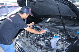 servis tune up mobil