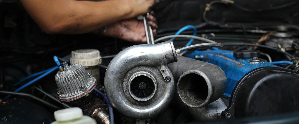 bengkel turbo mobil