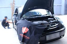bengkel volkswagen supercar
